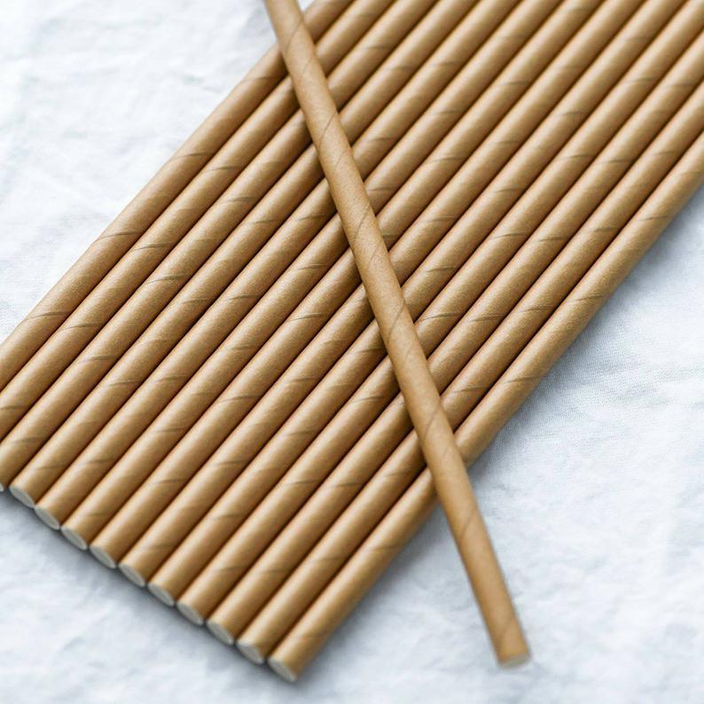 Starbucks paper straw