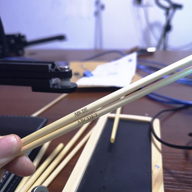 レーザー彫刻小麦straw