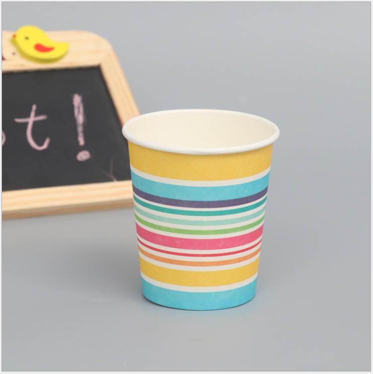 disposable degradable paper cups