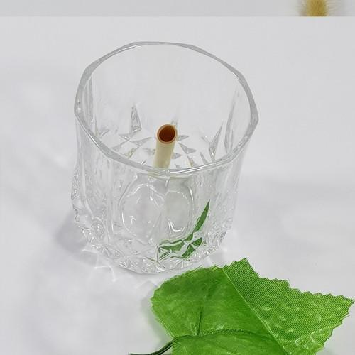 Hotseller 2019生分解性堆肥化可能な草わら飲用、生分解性リードストロー