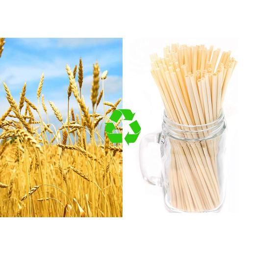 What is the nutritional value and use of wheat straws?