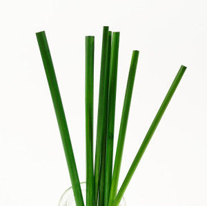 100% compostable biodegradable decorative weaving used wheat straws