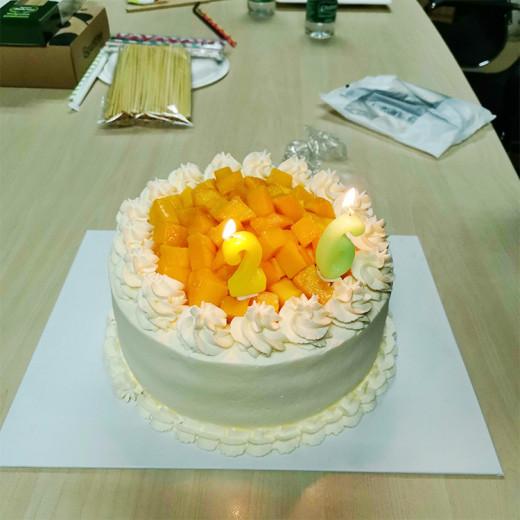 Employee birthday party!
