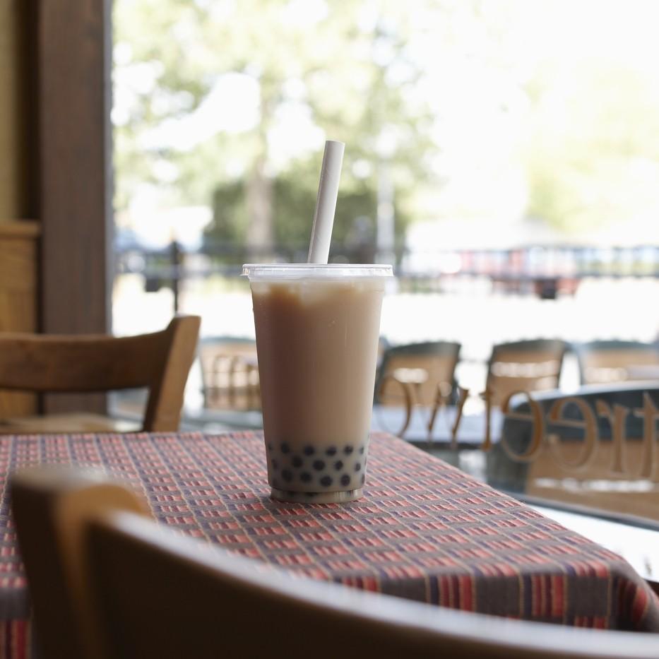 12mm white paper straws