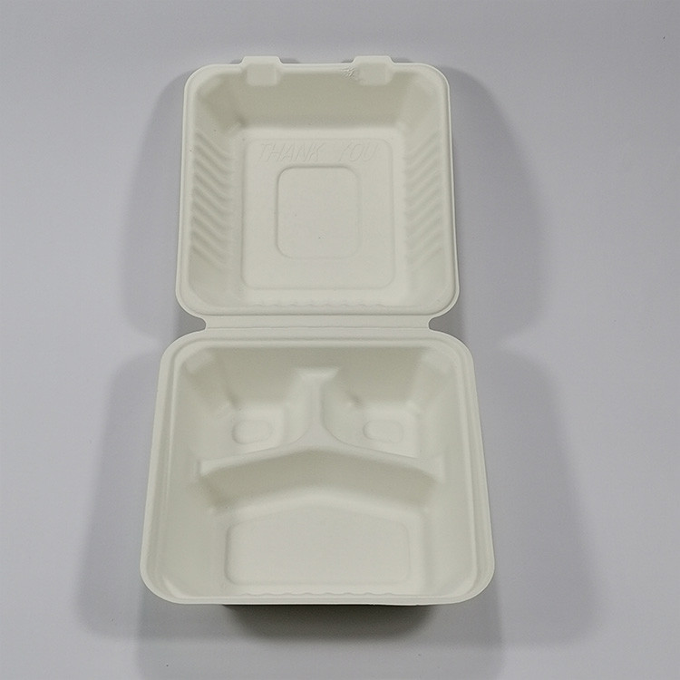 Three-box lunch box