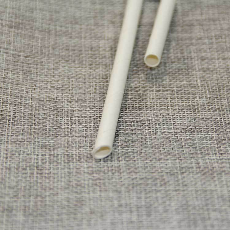 cocktail paper straws