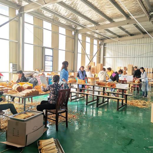 2019年の売れ筋小麦わら工場の迅速注文