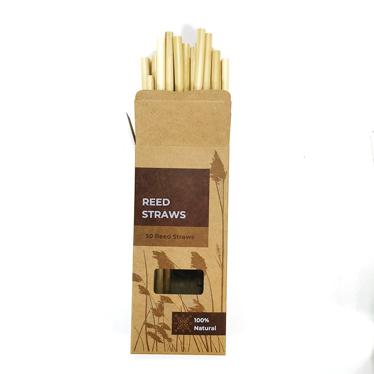 Chinese Reed Drinking Straws