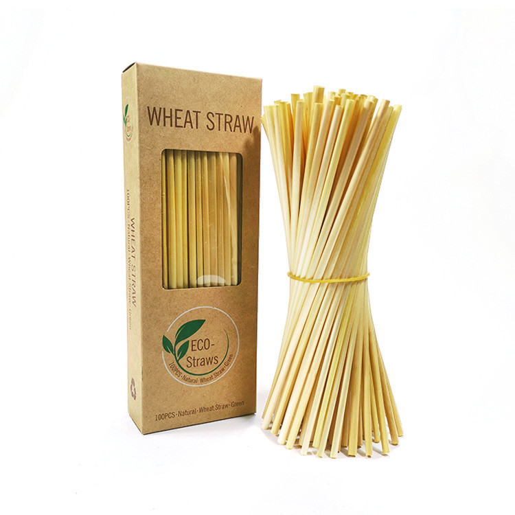 spuntree wheat straw