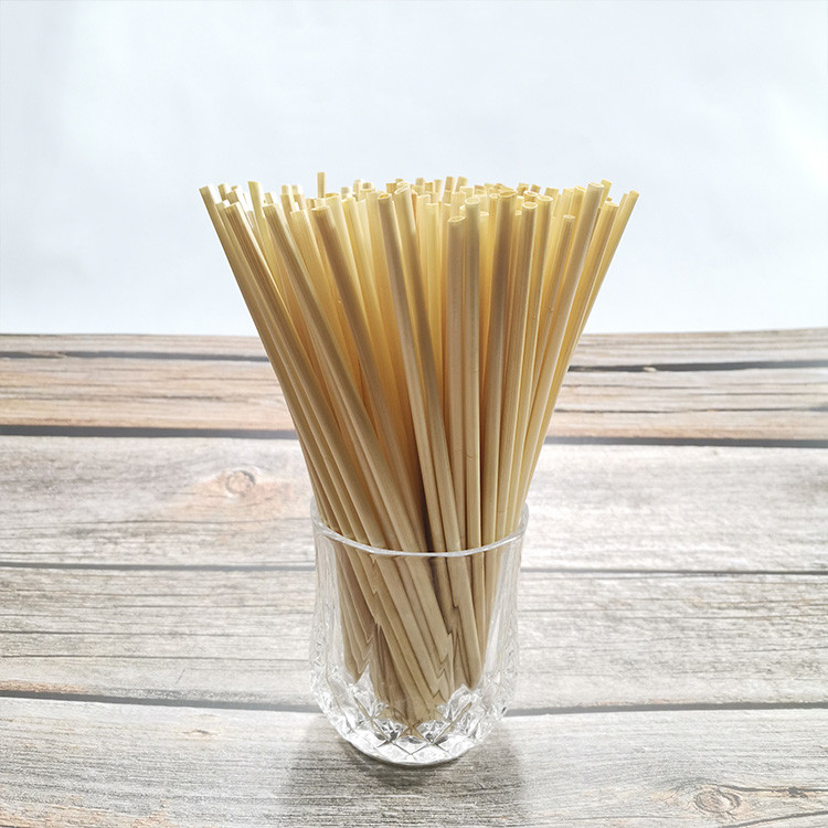 Spuntree wheat drinking straws