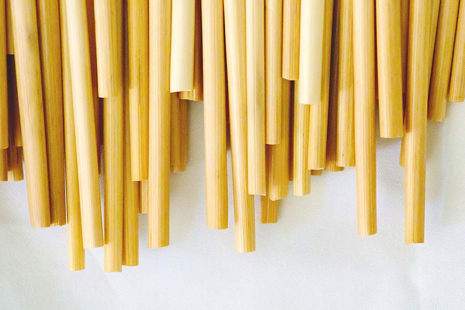 small wheat straws