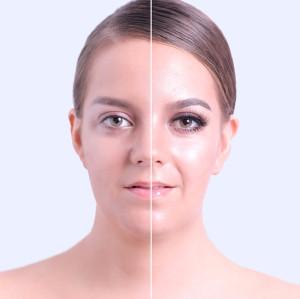Pestañas sintéticas superiores largas gruesas naturales 100% hechas a mano para el maquillaje