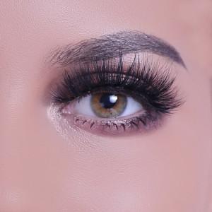 Qingdao Eyelashes Manufacture 3D Mink Eyelashes Private Label lashes Vendor With Custom Packaging Eyelashes