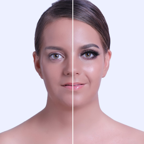 Pestañas de visón 3D esponjosas largas de alto volumen reutilizables para maquillaje diario
