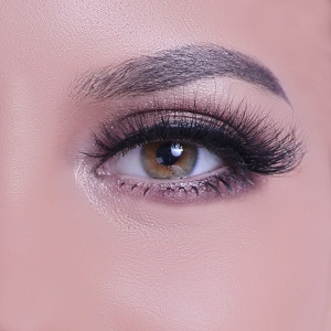 Luxurious Wispy Black Nature Fluffy Popular 3d Lashes For Wholesale