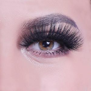 Wholesale Handmade Soft Dramatic Style Longest Eyelashes With Custom Lashes Box