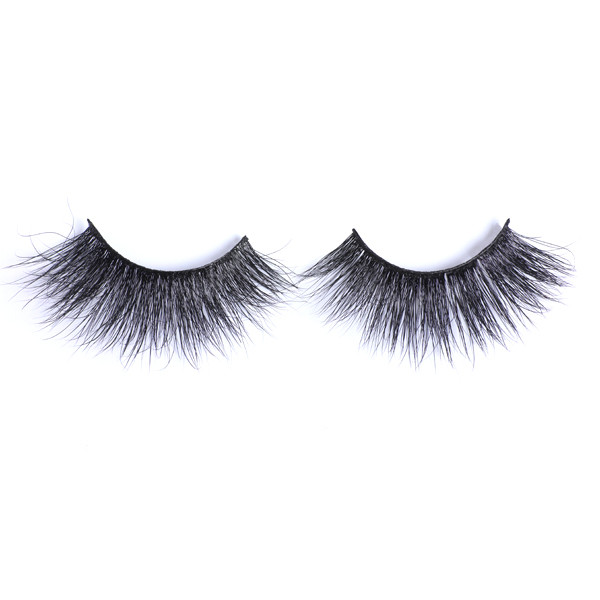Big Volumn Handmade Thick Fluffy Long Lashes With Brand name