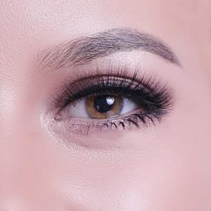 New 3d faux mink eyelashes 2 pair of natural thick false eyelashes natural soft and comfortable eye lash