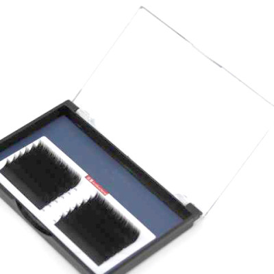 Suministros de extensiones de pestañas planas ligeras de aplicación extremadamente suave al por mayor