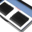 100% hand made Korean PBT fiber Mink lash extensions for women