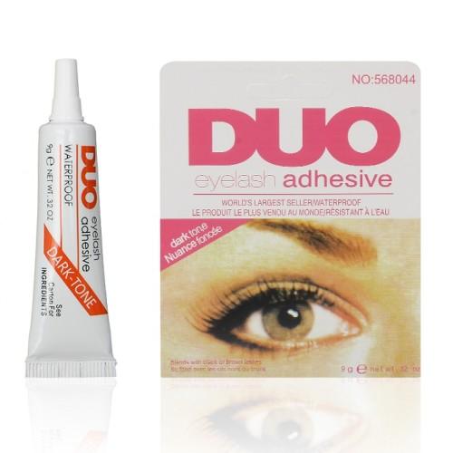 Adhesivo fuerte para pestañas sin látex transparente con embalaje OEM