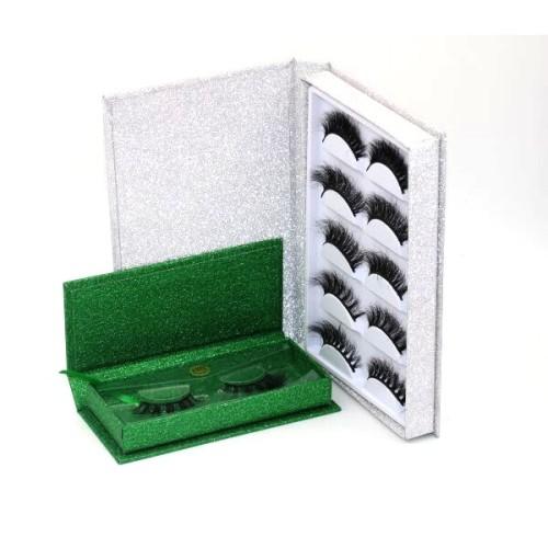 Venta al por mayor Organizador de almacenamiento de maquillaje de moda Cajas de pestañas personalizadas Proveedores