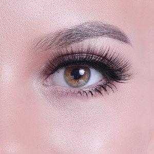 Professional Handmade Soft Dramatic Makeup 3D Fake Faux Mink Eyelashes Faux Mink Lashes For Daily Wear