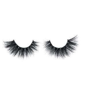 Thick long Natural Lightweight Fluffy Soft 3D Mink Strip Lashes
