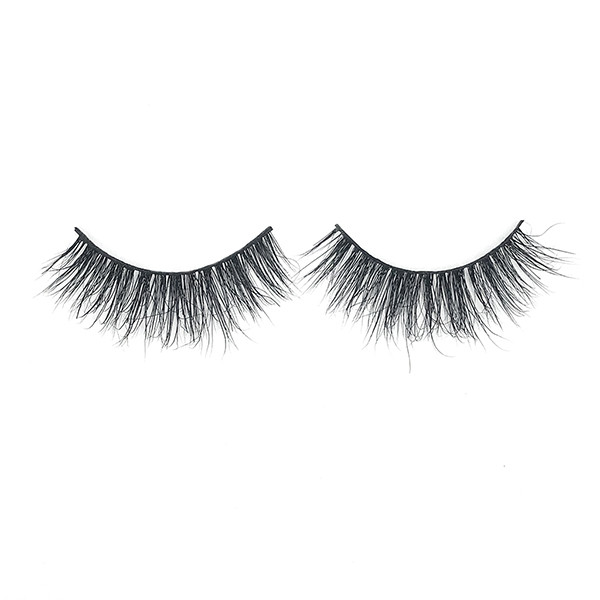 Top Grade metarial Cruelty-free Full Volume Free Sample Siberian 3D Mink Fake Lashes
