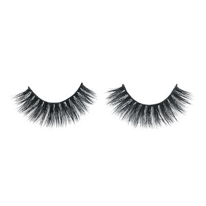 Professional 100% Cruelty-Free Lightweight Premium Quality 3D Mink False Eyelashes Mink Lashes Supplier