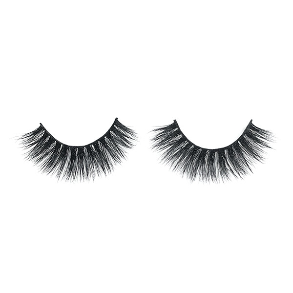 Professional 100% Cruelty-Free Lightweight Premium Quality 3D Mink False Eyelashes