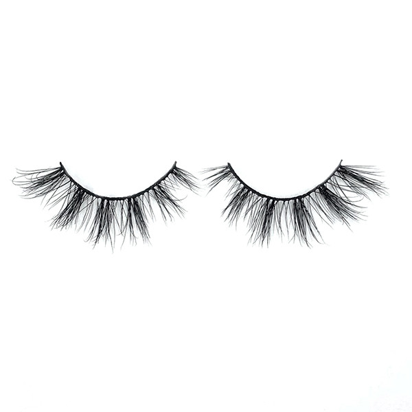 Wholesale Natural style Reusable Handmade 100% Real  Siberian 3d Mink Eyelashes