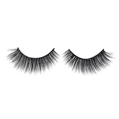 Natural Long Thick Premium Synthetic Eyelashes Silk Lashes For Makeup china manufacturer