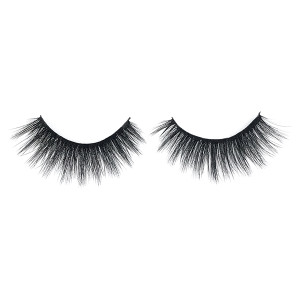Own Brand Natural Looking Layered Effect Best False Eyelashes With Private Label