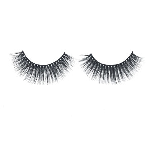 Good Quality Natural Look Fluffy Volume False Lashes Eyelashes China Manufacturer For Daily Makeup