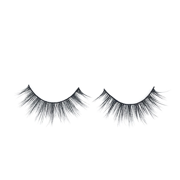 Natural Style Korean Light And Dainty 3D Premium Synthetic Lashes For Wholesale