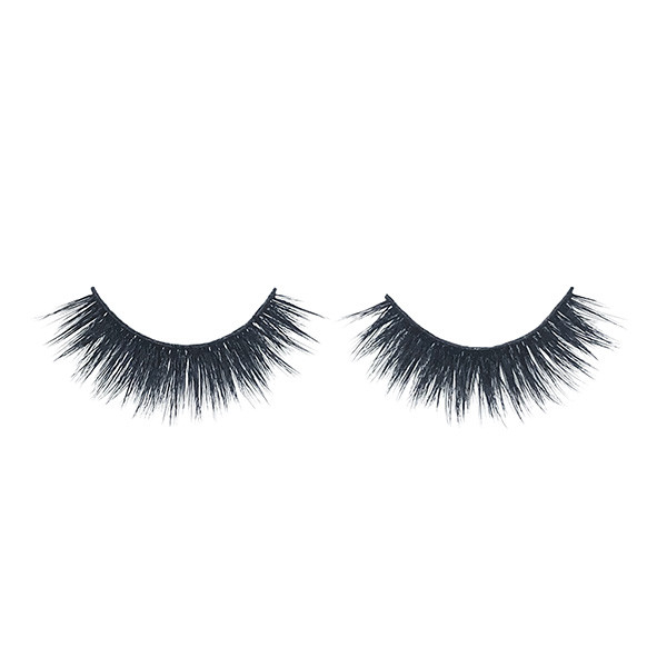 Professional Handmade Soft Dramatic Makeup 3D Fake Faux Mink Eyelashes For Daily Wear
