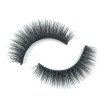 Very Natural Soft Comfortable Fluffy Long Soft 3D Faux Mink Lashes With Brand Name