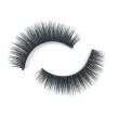 Muy natural Suave Cómodo Fluffy Long Soft 3D Faux Mink Lashes con nombre de marca