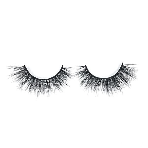 2019 Newest Fulffy Pure Hand Made Mink Lashes Cheap For Women'S Makeup