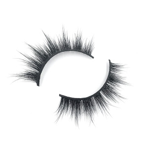 Best Cheap Handcraft Premium Mink Lashes Strips With Eyelashes Packaging