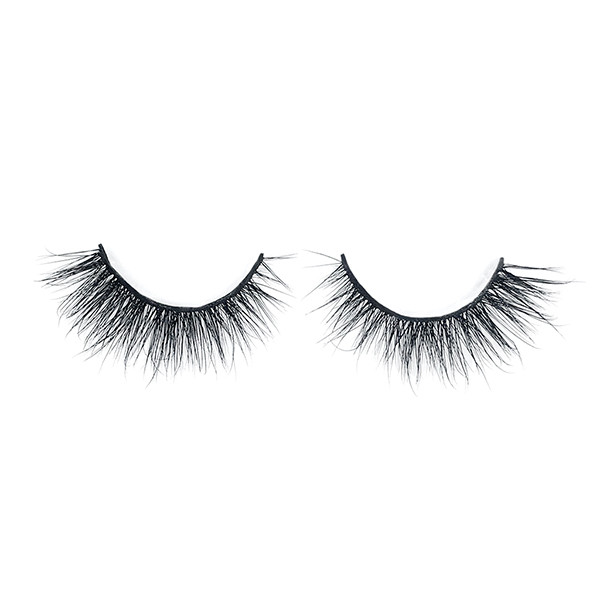 Gorgeous Style Custom Strip Pure Mink Lashes Logotipo y cajas