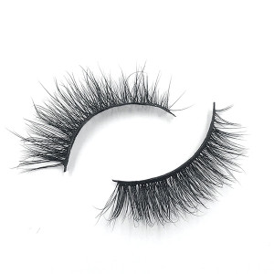 Gorgeous Style Custom Strip Pure Mink Lashes Logo And Boxes