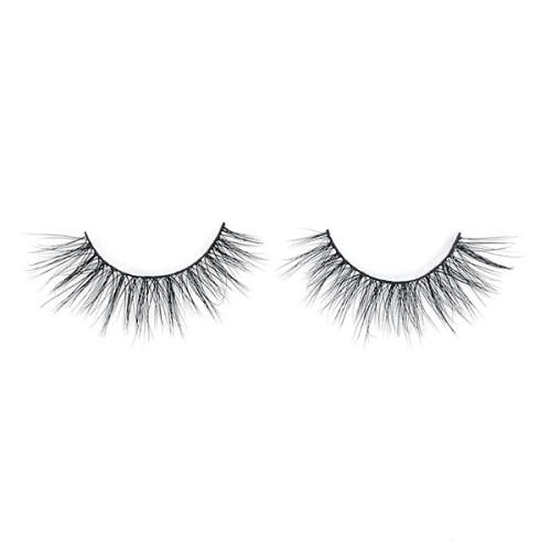 Pestañas de visón 3D ligeras glamorosas y de lujo al por mayor para la tienda de belleza