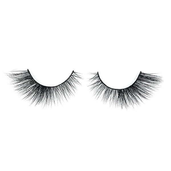 Soft Waterproof  Odm  Mink Eyelashes Vendor With Box Package