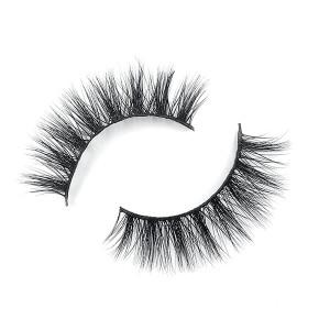 Best Supplier Bluk Siberian Mink Fur Private Label Eyelashes With Tweezer
