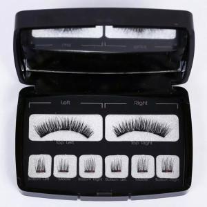 3D False Mink Magntic Eyeliner Lashes For Beautiful Eyelashes