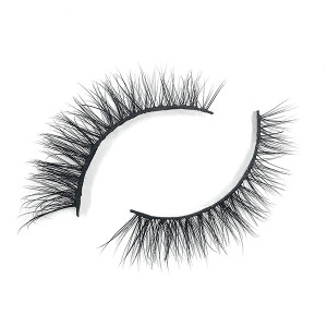 Worldwide Beauty Thick Strip False Mink Lashes Manufacturer With Customized Package