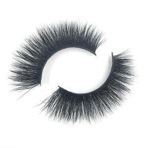 Private Label Diamond Wispy 3D 6D Mink Eyelashes With Eyelashes Applicator