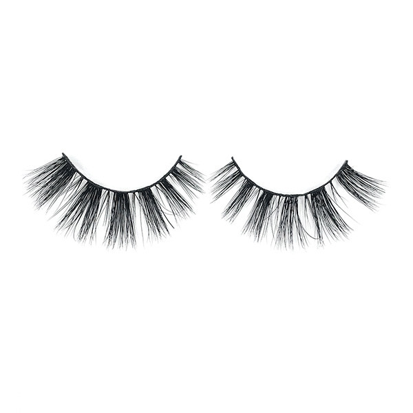 Customised Cruelty Free Siberia Eyelashes Mink Hair With Eyelashes Tweezers